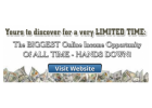 THE BIGGEST Online Income Opportunity Of ALL TIME!