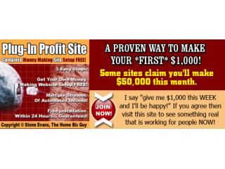 Free Money-Making Website